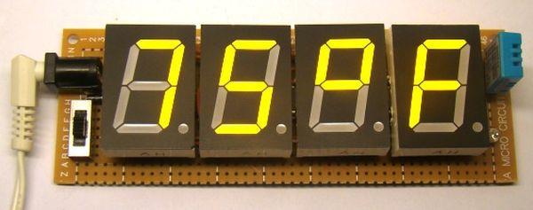 TRH Meter Prototype OP2