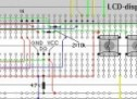 DS1820 Temperature regulator using PIC16F628