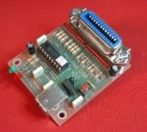 Pic-Plot2 GPIB to USB converter