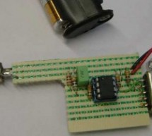 pic12f675 Microcontroller 8-PIN PONG