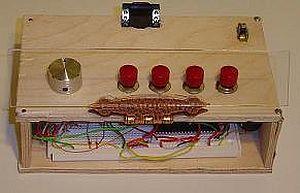 VGA Test Box
