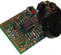 Whistle Key Finder using PIC12F629