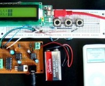 LM386 based stereo audio amplifier with digital volume control using PIC18F2550
