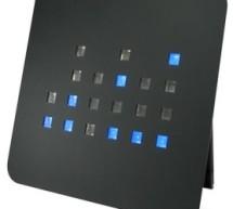 Making a binary clock using a PIC16F88