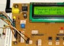 Revised version of LM35 based digital temperature meter using PIC16F688