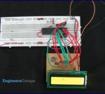 How to interface LCD with PIC18F4550 Microcontroller