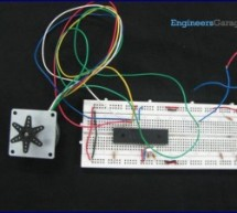 How to interface Stepper Motor with PIC18F4550 Microcontroller
