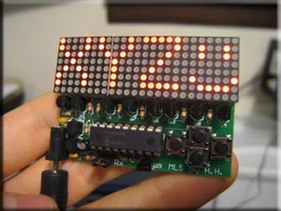 led display matrix