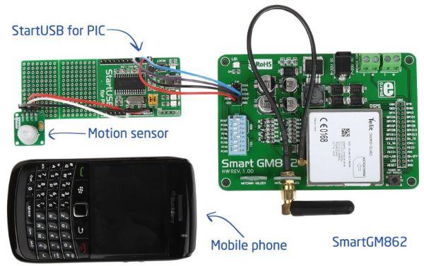 motion sensor alarm