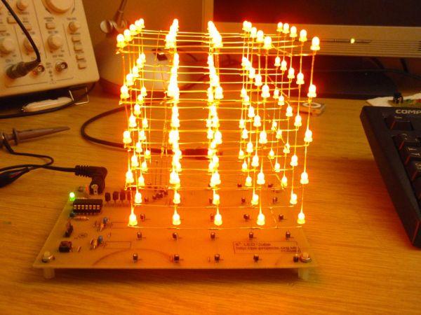 orange 3mm LEDs