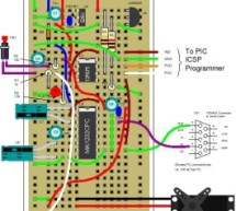 PIC12F675 Tutorial 6 : Driving a standard servo motor with a PIC