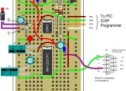 PIC12F675 Tutorial 4 : Making an LM35 temperature recorder