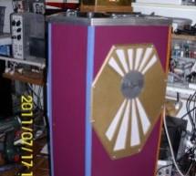 Treslie – A 3-phase speaker system for Leslie emulation using PIC18F26K20