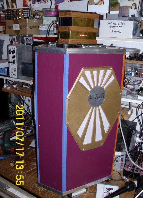 3-phase speaker system
