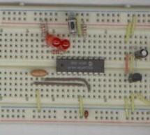 Button Debouncing using PIC16F84 Microcontroller