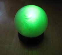 Color Globe using PIC16F688 Microcontroller