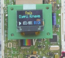 Echo Mp3 DIY Audio player using PIC18F46K20