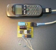 Tiny GSM alarm system using PIC16F84A