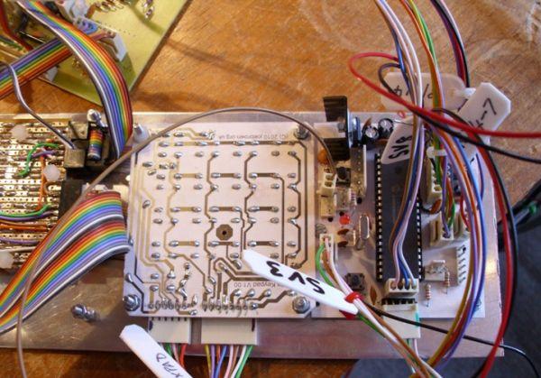 Hexpad and processor board