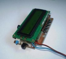LC meter using PIC16F628A Microcontroller