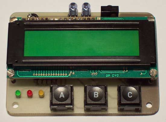 RC5 LCD