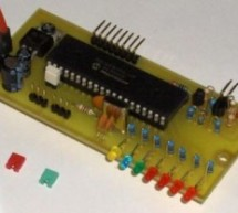 SMS Box project using PIC16F877A Microcontroller