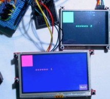Serial LCD Library using PIC16C84
