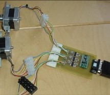 Stepper Motor Controller using PIC16C84
