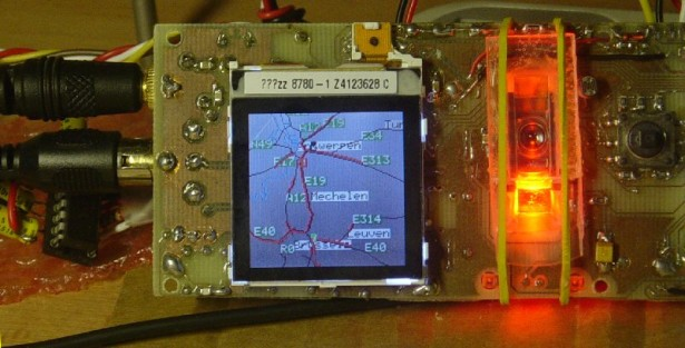 Traffic Message Channel receiver