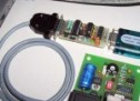 Low cost ICSP PIC-programmer using PIC16F648A