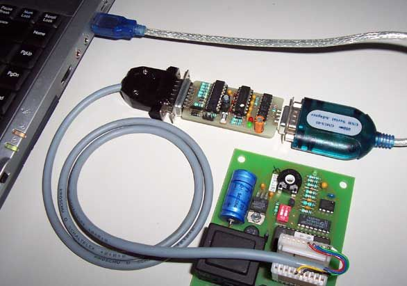 USB-serial adapter