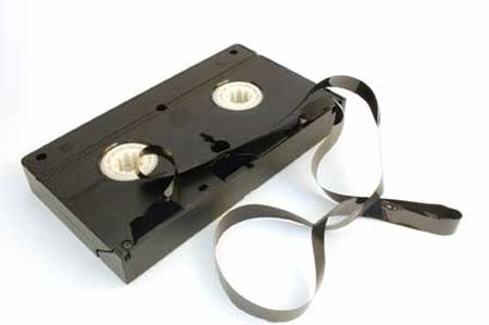 VCR Pong