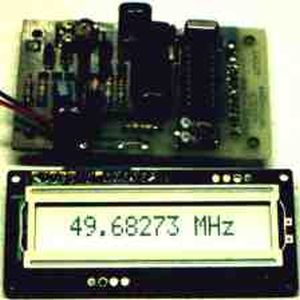 Weeder Frequency Counter