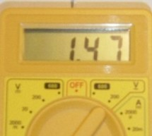 Wireless MultiMeter using PIC18F452 Microcontroller