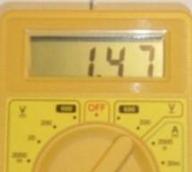 Wireless MultiMeter using PIC18F452 Microcontroller