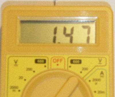 Wireless MultiMeter