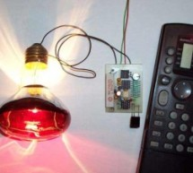 Wireless controlled lightdimmer using PIC12F629
