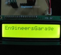 PIC12F675 LCD Interfacing Code and Proteus Simulation