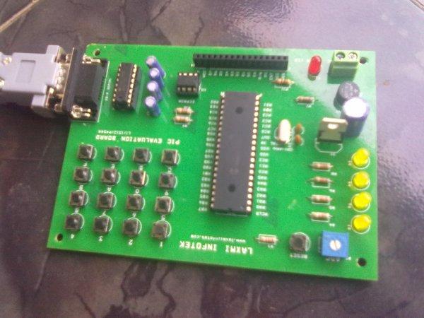 PIC12F675 external interrupt