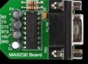 PIC12F675 software UART (bit banging) code and Proteus simulation
