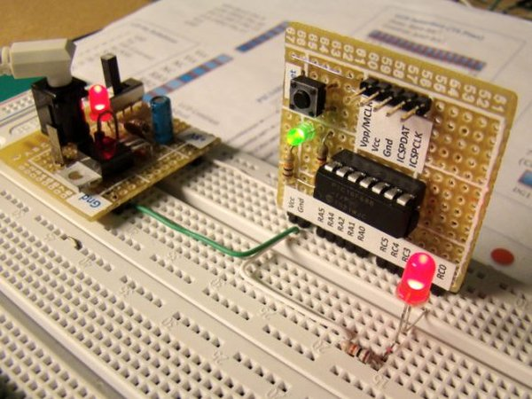 PIC12F675 timer1