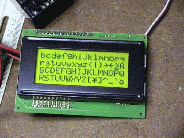 PIC16F84A LCD interfacing 8bit mode