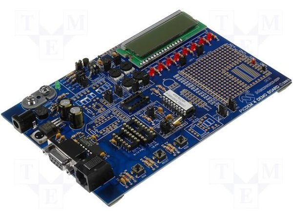 PIC16F84A software UART