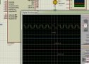 PIC16F877 timer0 code and Proteus simulation