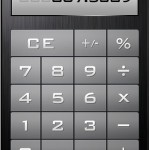 PIC16f877 based simple calculator