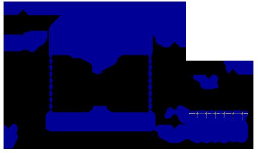 Compact PIC18F1320 Microcontroller Board schematic