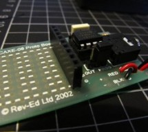 Programming a Picaxe 08m chip