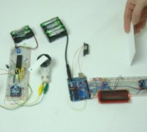Wireless Sensor Motor Control using PIC18LF4520