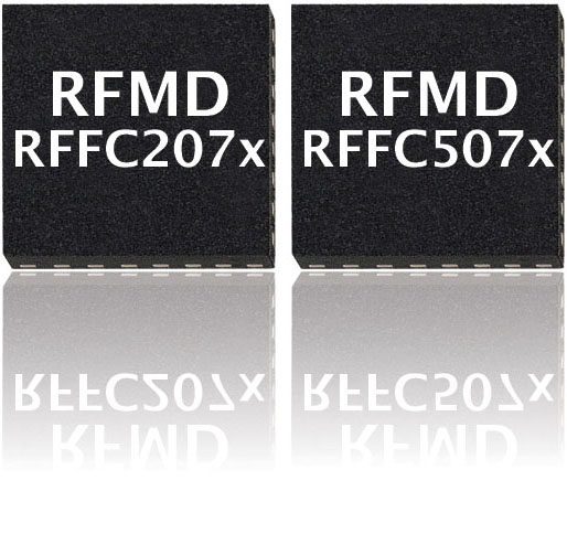 RFMD IQ modulator has fractional-N synthesiser