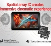 TI adds spatial audio to tablet computers